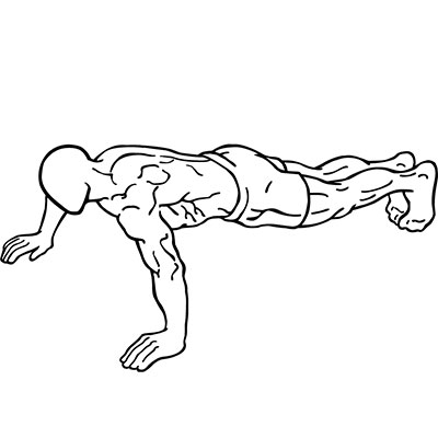 What distinguishes push-ups from other chest exercises such as the bench press and dumbbell flies?