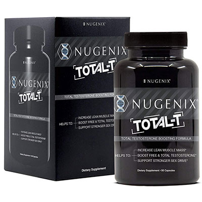 Nugenix Total T Reviews