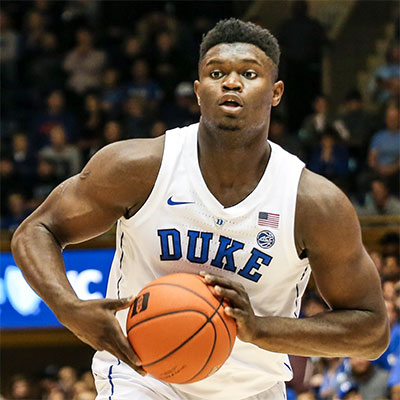How much can Zion Williamson Bench Press?